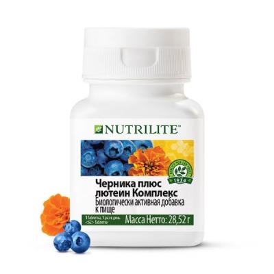 NUTRILITE™ Черника плюс лютеин