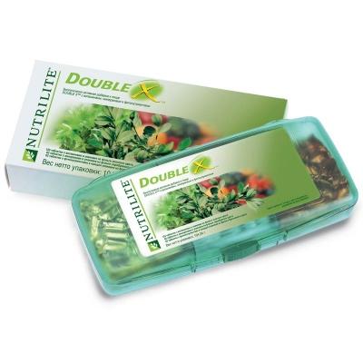 Double X с витаминами, минералами и фитонутриентами