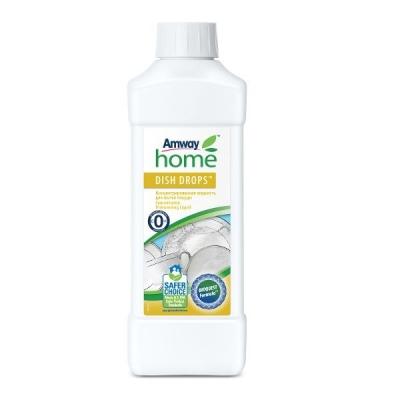 DISH DROPS Концентрированная жидкость для мытья посуды