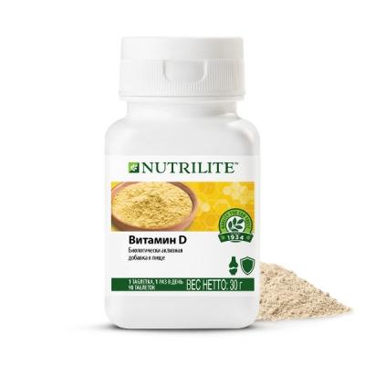 NUTRILITE™ Витамин D, 90 таблеток