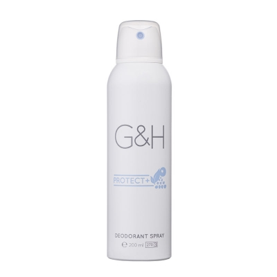 G&H Protect+ Дезодорант-спрей