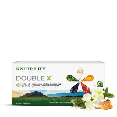 NUTRILITE™ DOUBLE X™ с витаминами, минералами и фитонутриентами, 186 таб.
