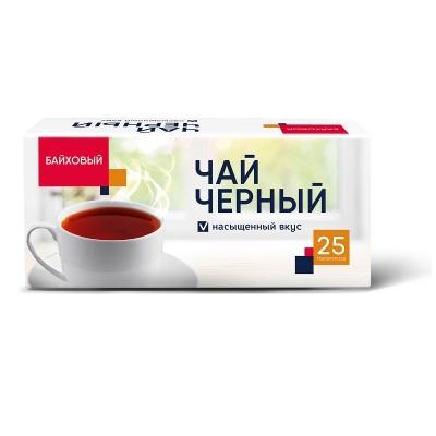 Чай черный байховый