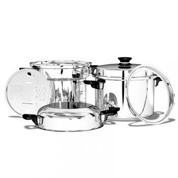 Набор посуды для приготовления пасты, 6 предметов