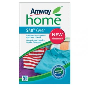 SA8 Порошок для стирки цветных тканей