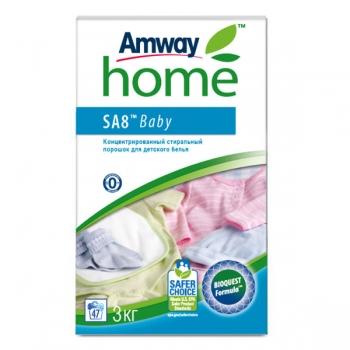 SA8 Baby Стиральный порошок для детского белья