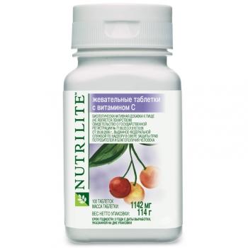 Жевательные таблетки с витамином С